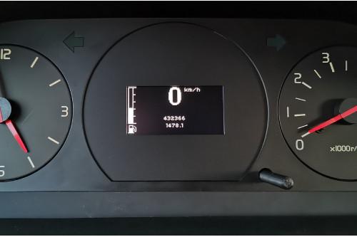 Volvo 740/940 1991-1992 Digital Hastighetsmätare med tankmätare
